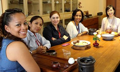 International Ambassadors' Multilingual Translating/ Interpreting Corps